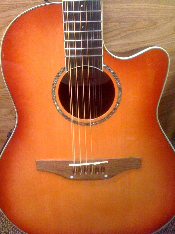 Ovation CC-245 HB 12 String Review - JamPlay.com